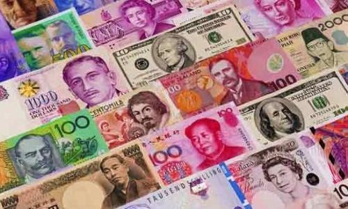 本周七大货币对最新汇率预测