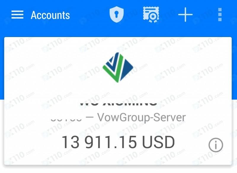 被美女网友诱入Vowforex开户跟单交易后无法出金,平台客服失联!