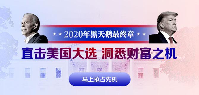 美国大选在即 把握财富机会