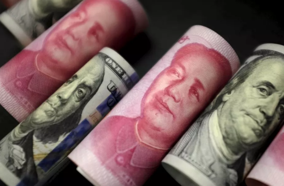 稳汇率中国10月外汇占款连三降 中美贸易战及利差收窄续施压