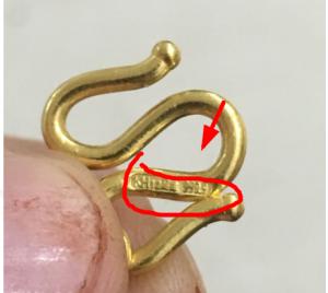 怎么看懂黄金钢印,钢印在哪里看!