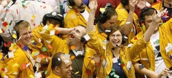 股票市场波动性,外汇经纪商业绩稳步上升