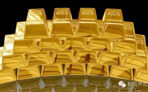 黄金创逾二周新低后企稳,静待美联储会议纪要指引