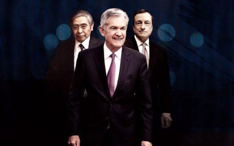 全球央行年度政策研讨会:鲍威尔卡尼最受瞩目、德拉基黑田东彦将缺席