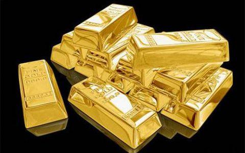 经济放缓忧虑弥漫 黄金刷新两周高