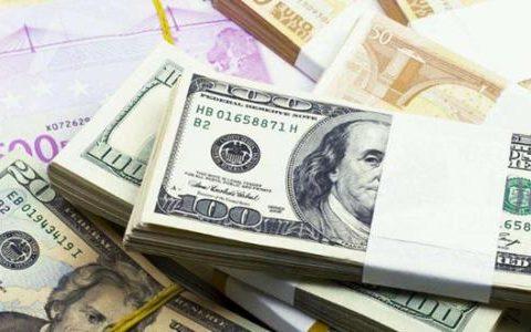 美元指数下跌在97.00遇到强劲支持