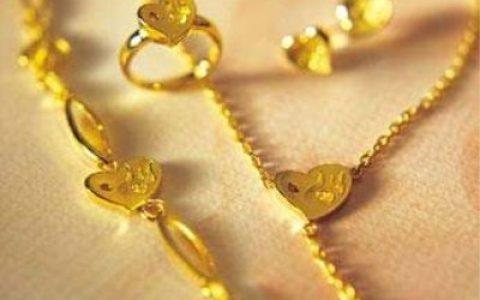 黄金饰品的检测方法