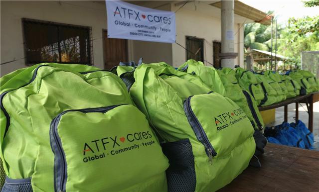 爱无界限!ATFX心系菲律宾地震灾民献爱心