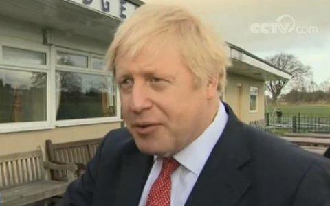 """英首相:回报选民信任的最好方式是尽快完成""""脱欧"""""""