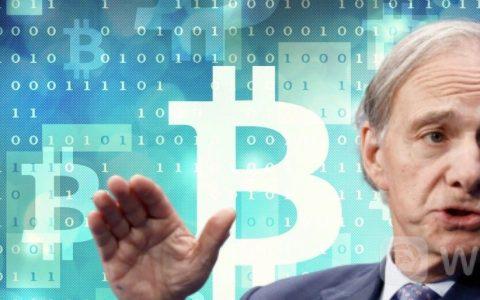 桥水基金创始人RayDalio:比特币是一种替代货币