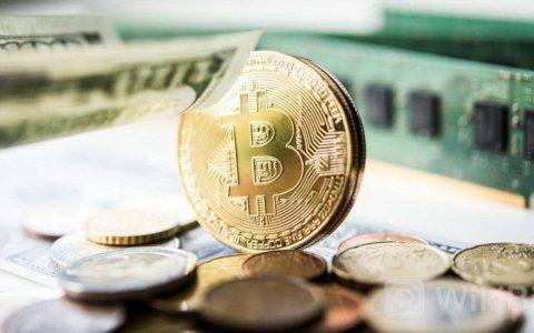 """""""红""""五月收官:比特币惨遭史上第二大月度跌幅"""